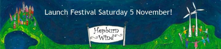 Hepburn Wind banner