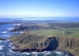 Woolnorth wind farm