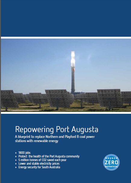 Repowering Port Augusta