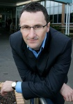Greens Senate Candidate Dr Richard Di Natale.