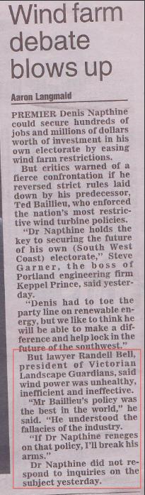 Herald Sun Report