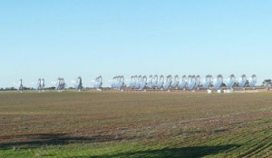 Silex Mildura Solar Farm. Photo courtesy Silex