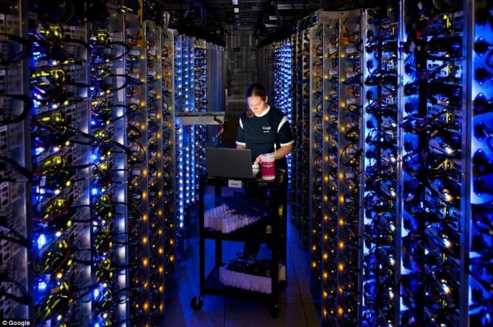 Google worker