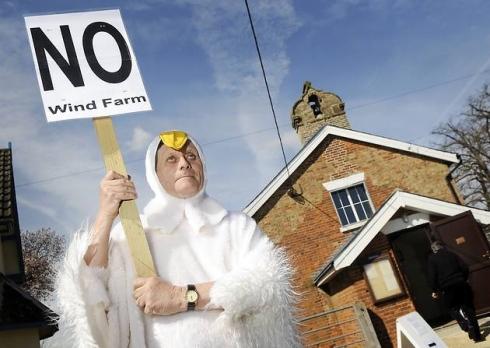 no wind farm