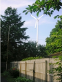 turbine in my backyard