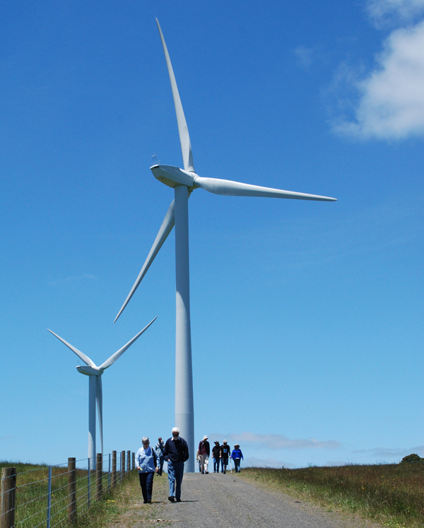 Hepburn Community Wind Farm, Victoria