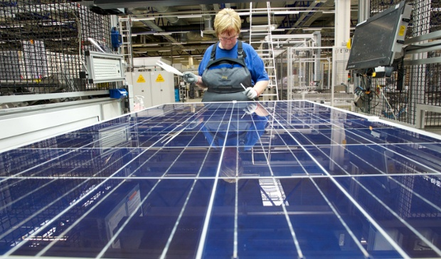 Researchers present highly efficient solar cells