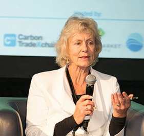 Respected former Reserve Bank board member and Clean Energy Finance Corporation chair Jillian Broadbent says the CEFC has a public responsibility to keep investing in clean energy projects. CEFC, CC BY Click to enlarge