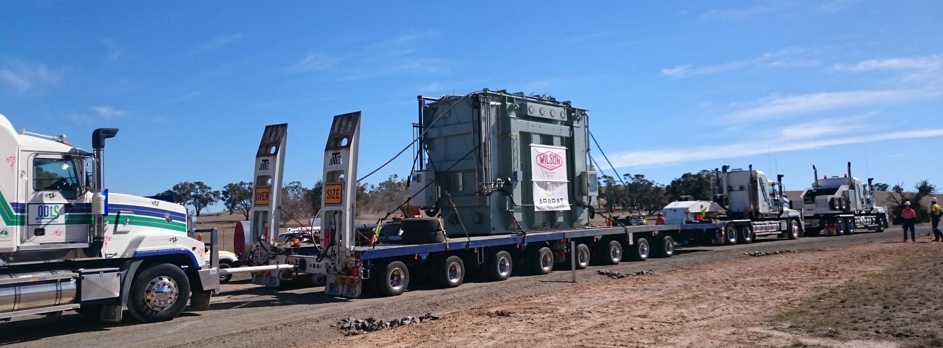 Ararat WF Prime Mover