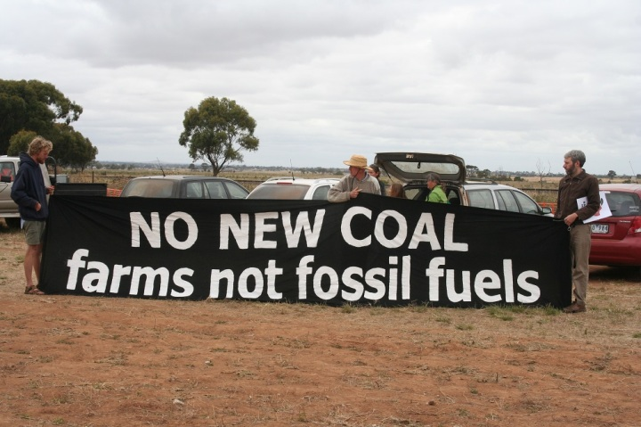 No New Coal Bacchus Marsh